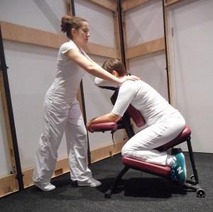 Fanny massage